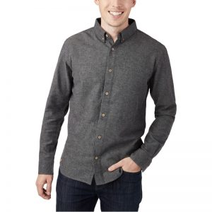 EarthHero - Men's Veddar Longsleeve Button Up - 1