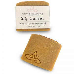 EarthHero - 24 Carrot Natural Soap Bar - 1