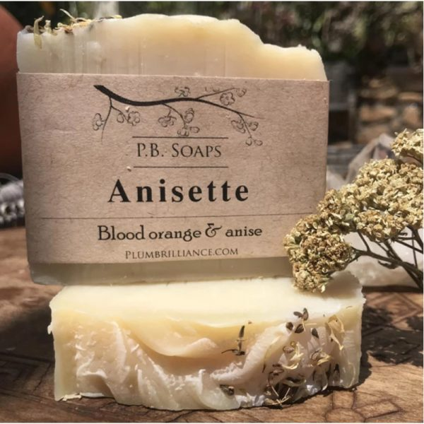 EarthHero - Anisette Natural Soap Bar - 2