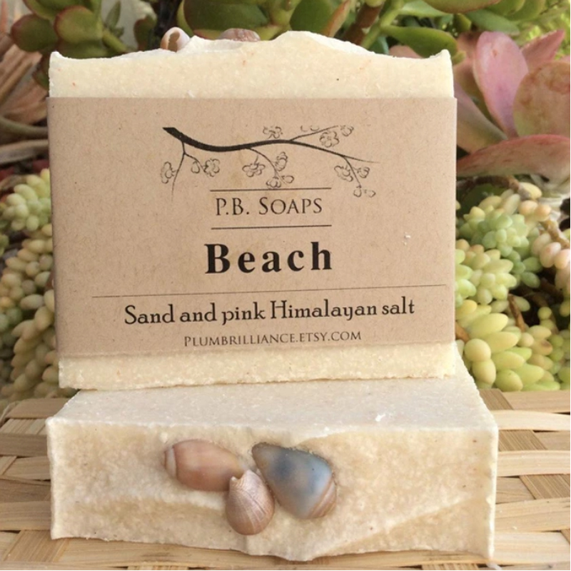EarthHero - Beach Natural Soap Bar - 3