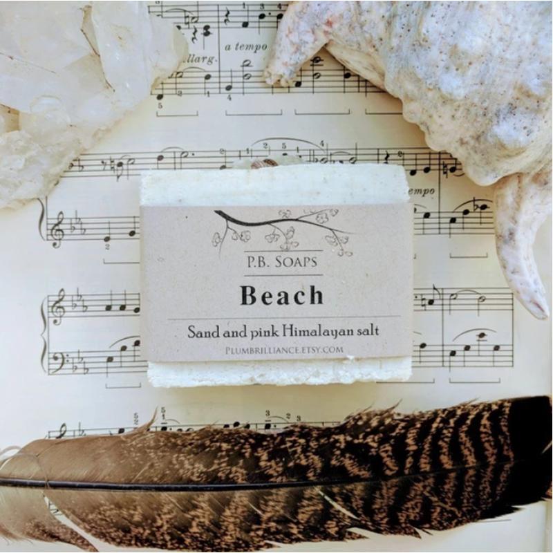 EarthHero - Beach Natural Soap Bar - 4