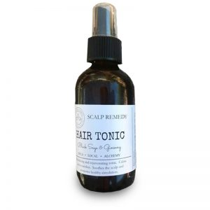 EarthHero - Black Sage + Ginseng Hair Tonic - 1