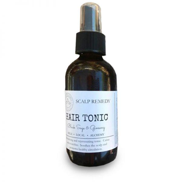 EarthHero - Black Sage + Ginseng Hair Tonic - 1