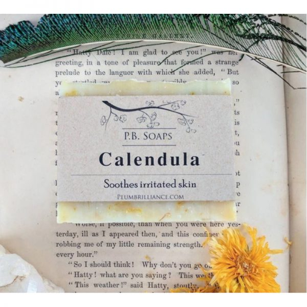 EarthHero - Calendula Natural Soap Bar - 2