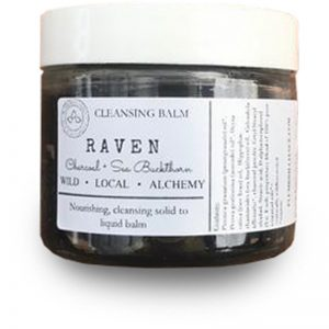 EarthHero - Charcoal Natural Cleansing Balm - 1