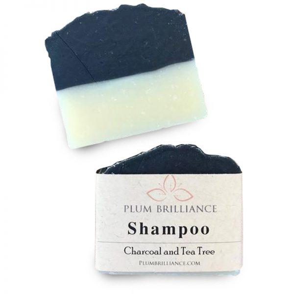 EarthHero - Charcoal Natural Shampoo Bar - 1
