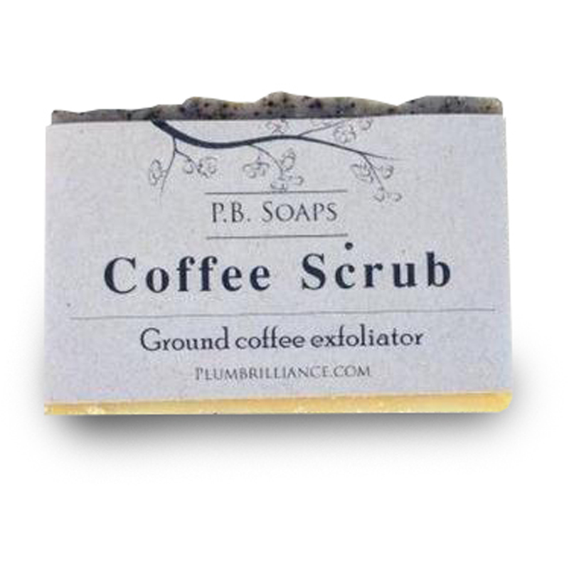 EarthHero - Coffee Scrub Natural Soap Bar - 1