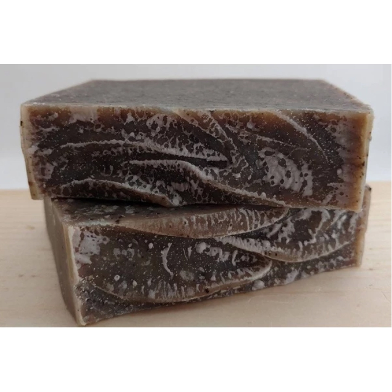 EarthHero - Coffee Scrub Natural Soap Bar - 2