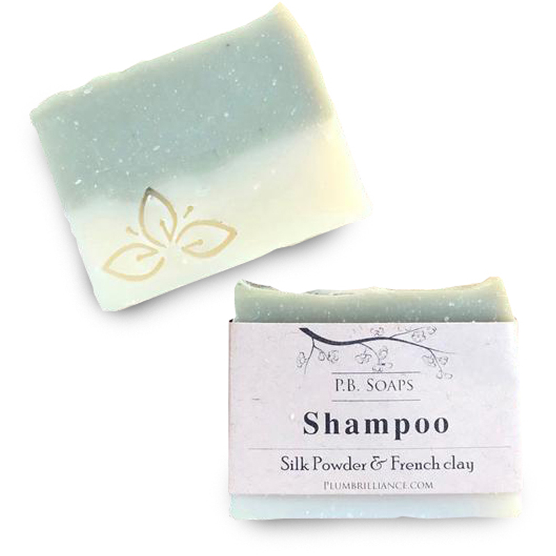 EarthHero - Green Clay Natural Shampoo Bar - 1