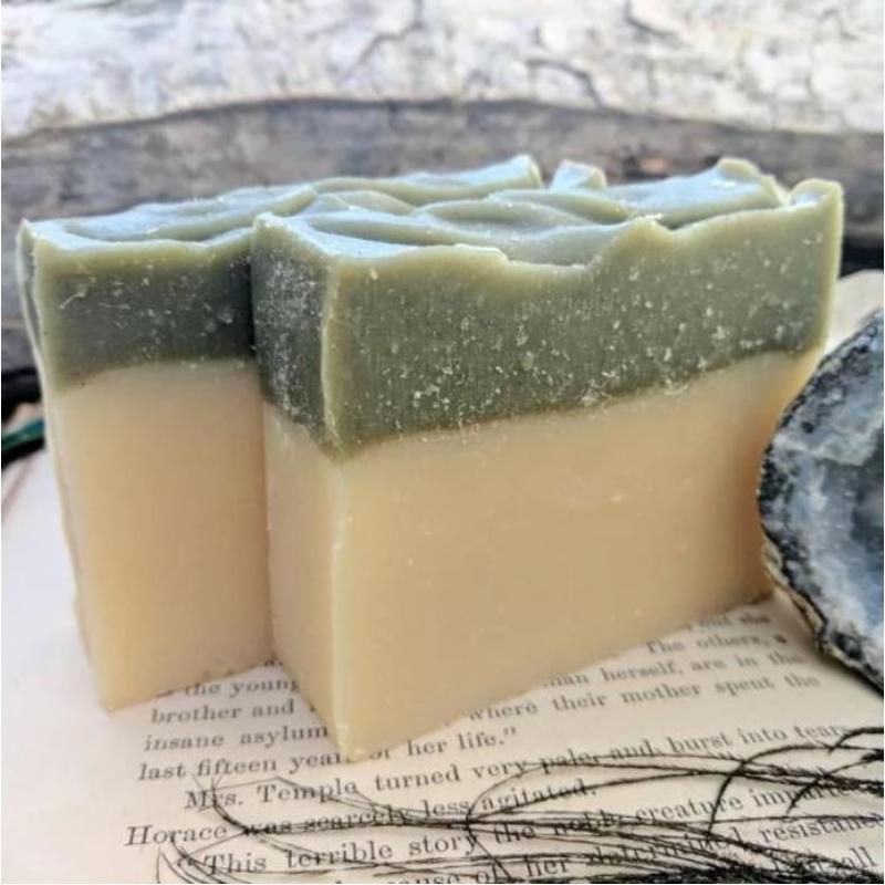 EarthHero - Green Clay Natural Shampoo Bar - 3