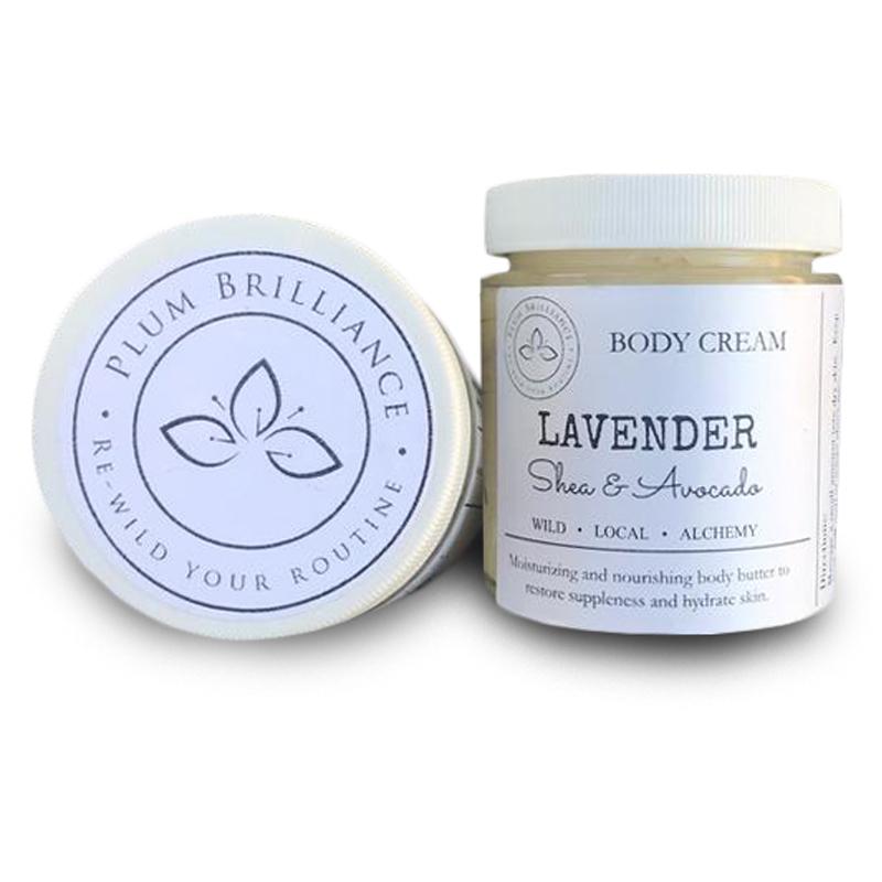 EarthHero - Lavender Natural Body Butter 2oz - 1