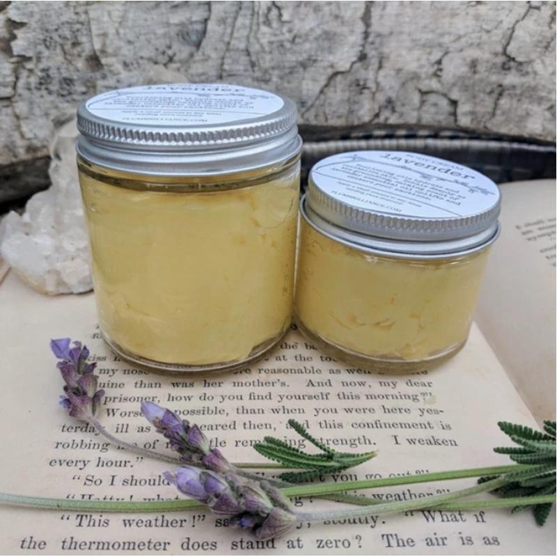 EarthHero - Lavender Natural Body Butter 2oz - 4