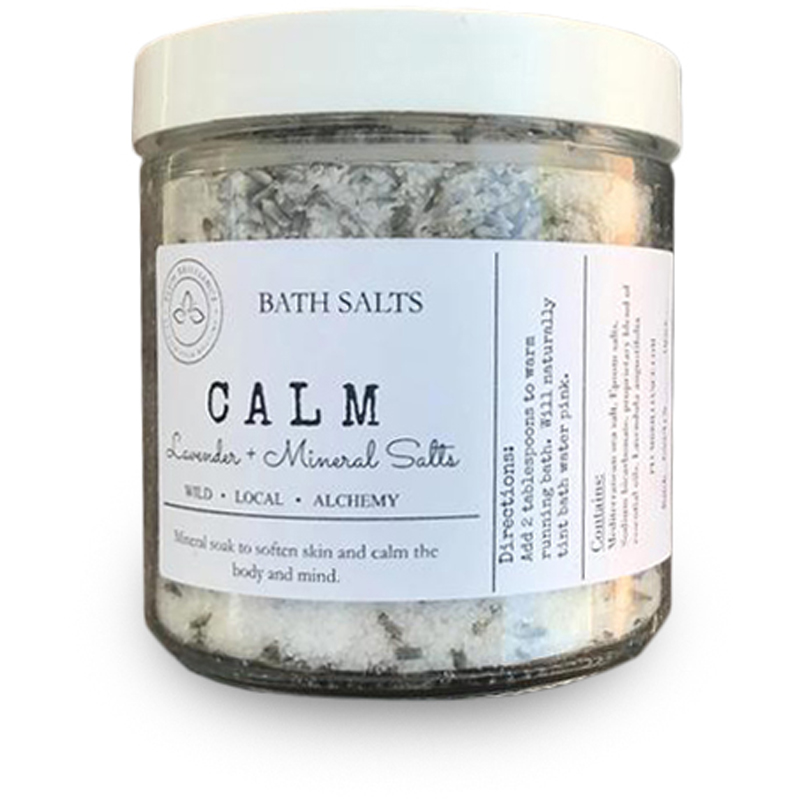 EarthHero - Lavender Natural Mineral Bath Salts - 1