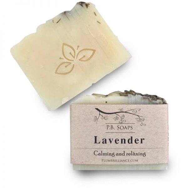 EarthHero - Lavender Natural Soap Bar - 1