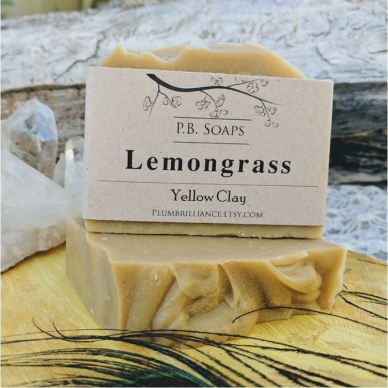 EarthHero - Lemongrass Natural Soap Bar - 4
