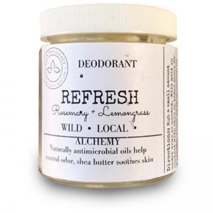 EarthHero - Lemongrass + Rosemary Natural Deodorant - 1