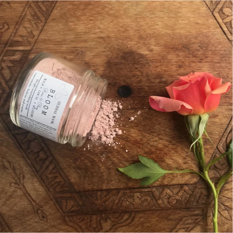 EarthHero - Pink Clay Exfoliating Mask - 2