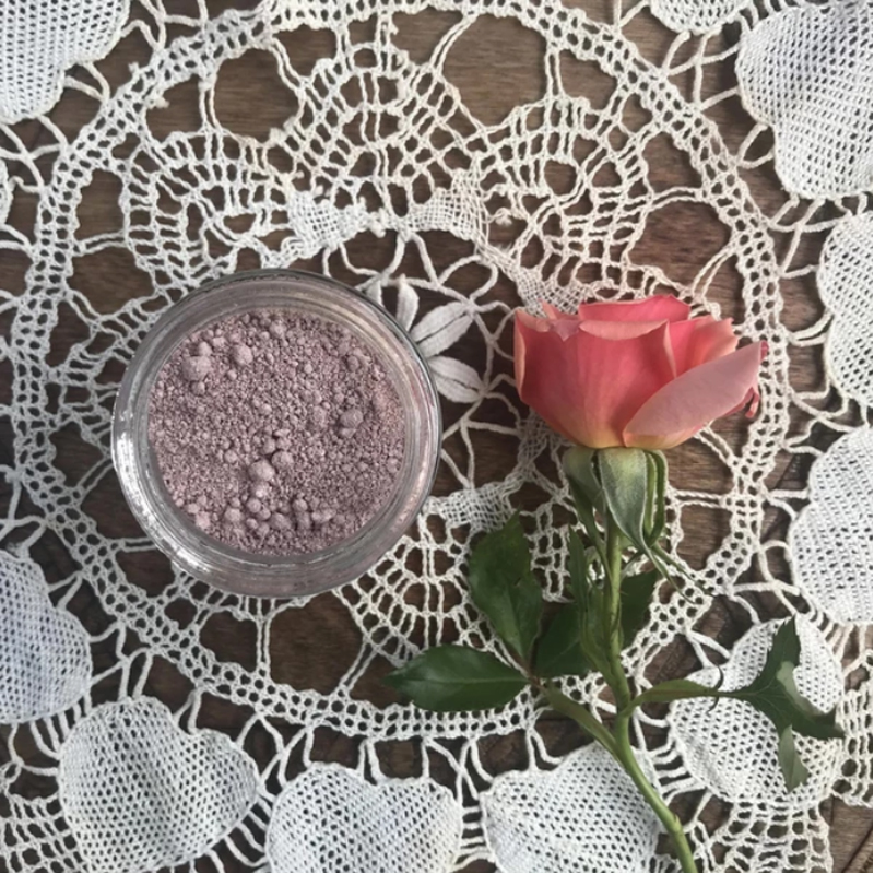 EarthHero - Pink Clay Exfoliating Mask - 4