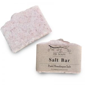 EarthHero - Pink Salt Natural Soap Bar - 1