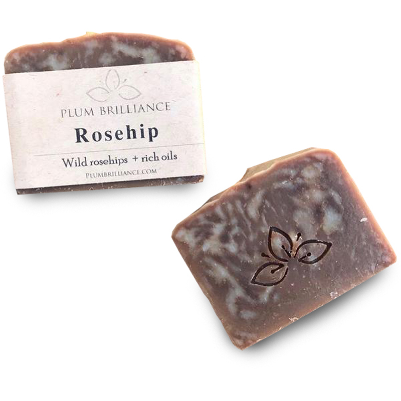 EarthHero - Rosehip Natural Soap Bar - 1