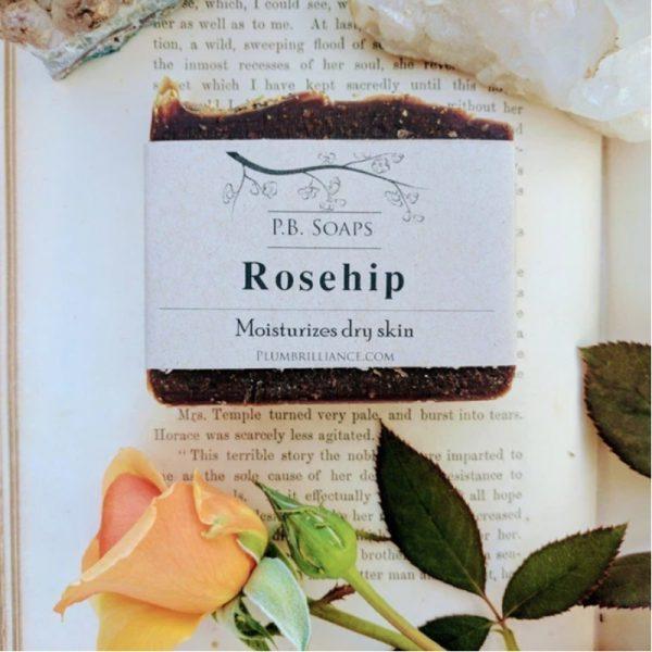 EarthHero - Rosehip Natural Soap Bar - 2