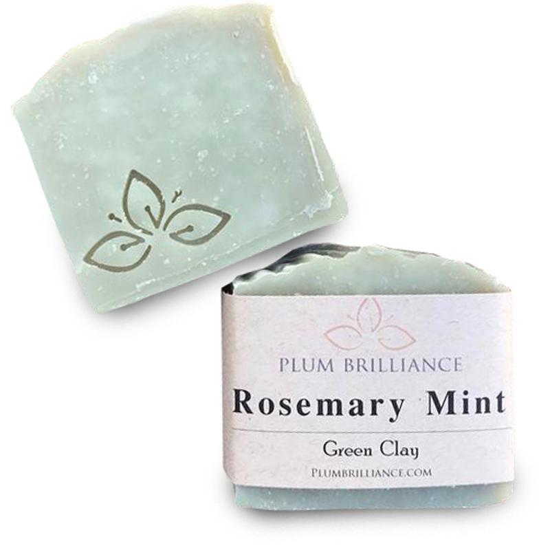 EarthHero - Rosemary Mint Natural Soap Bar - 1
