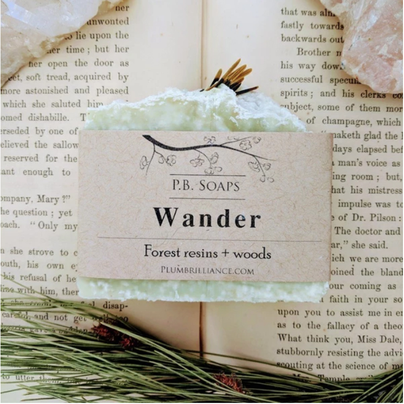 EarthHero - Wander Natural Soap Bar - 2