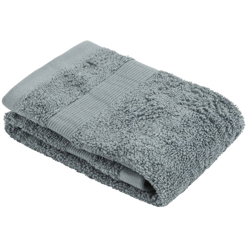 EarthHero - Organic Cotton Plush Hand Towel - Green Slate