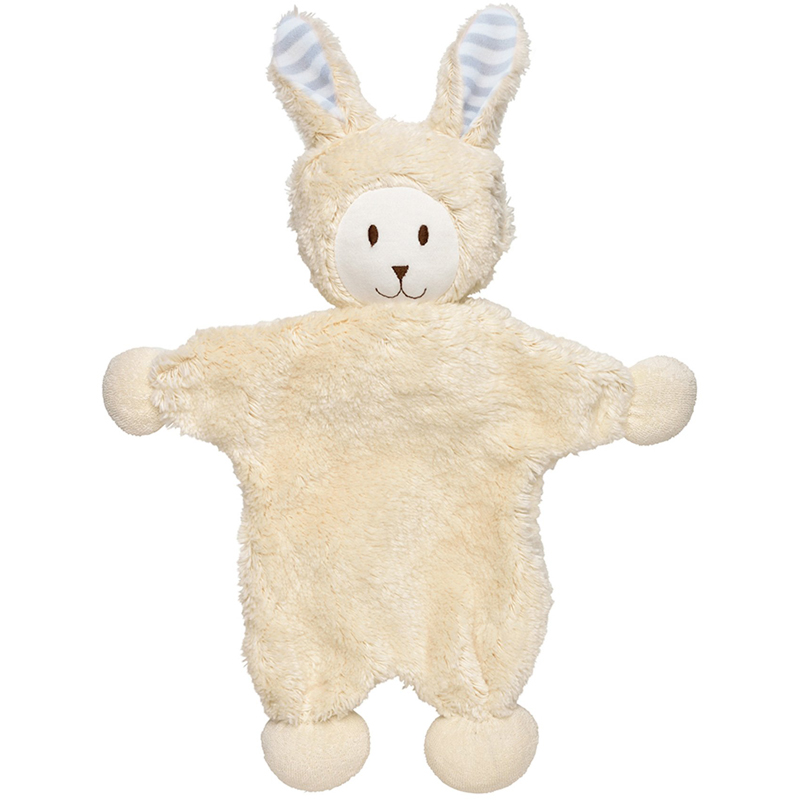 EarthHero - Snuggle Bunny Plush Lovey  - 1