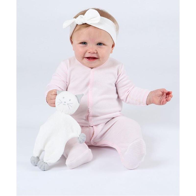 EarthHero - Organic Cotton Bow Baby Headband - 5