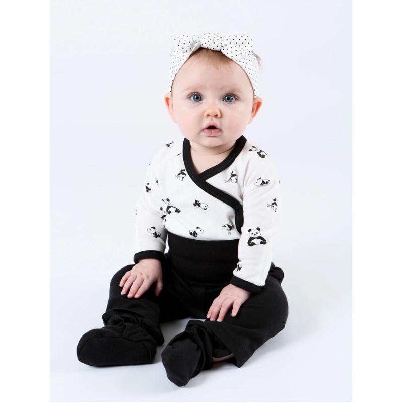 EarthHero - Organic Cotton Bow Baby Headband - 6