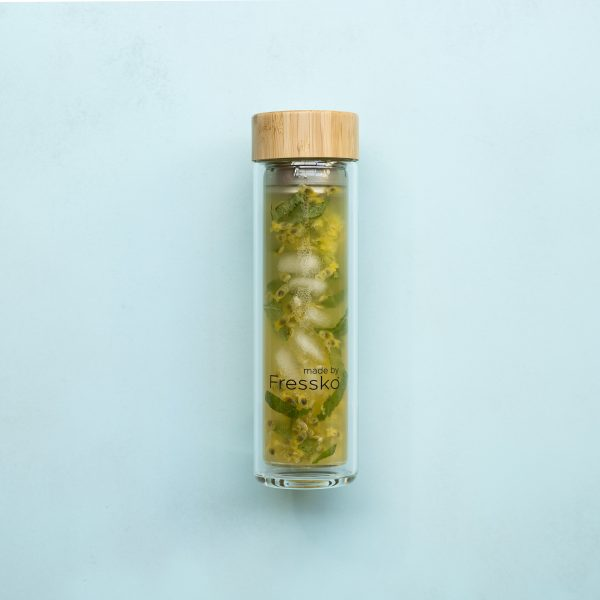 EarthHero - Glass Infuser Bottle - 5