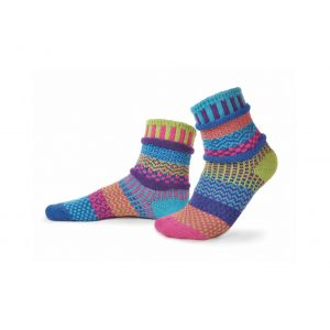 EarthHero - Bluebell Solmate Crew Socks - 1