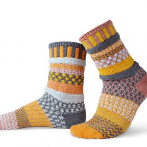 EarthHero - Buckwheat Solmate Crew Socks - 1