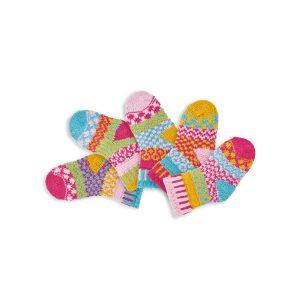 EarthHero - Cuddle Bug Solmate Baby Socks - 1