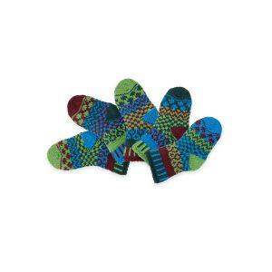 EarthHero - June Bug Solmate Baby Socks - 1
