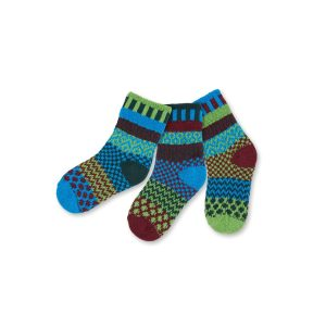 EarthHero - June Bug Solmate Kids Crew Socks - 1