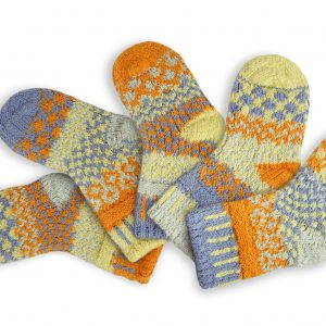 EarthHero - Puddle Duck Solmate Baby Socks  - 1