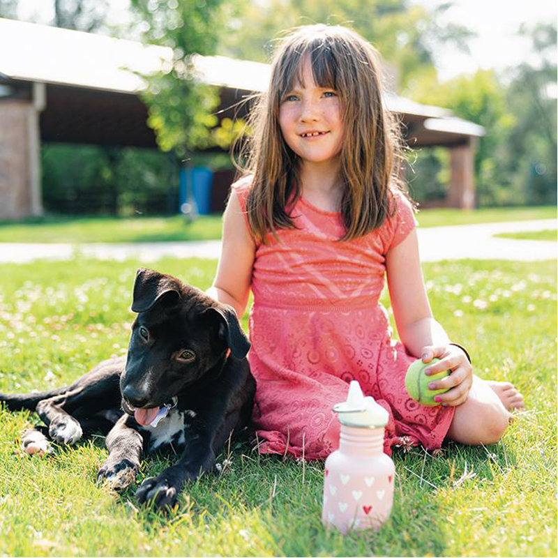 EarthHero - Kid Kanteen Sippy Sugarplum Fairy Kids Water Bottle 12oz 2