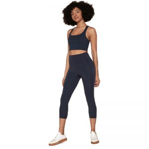 EarthHero - Midnight Girlfriend Collective Paloma Sports Bra - 1