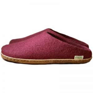 EarthHero - Ethical Wool Felt Slippers - 1