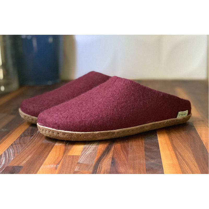 EarthHero - Ethical Wool Felt Slippers - 2