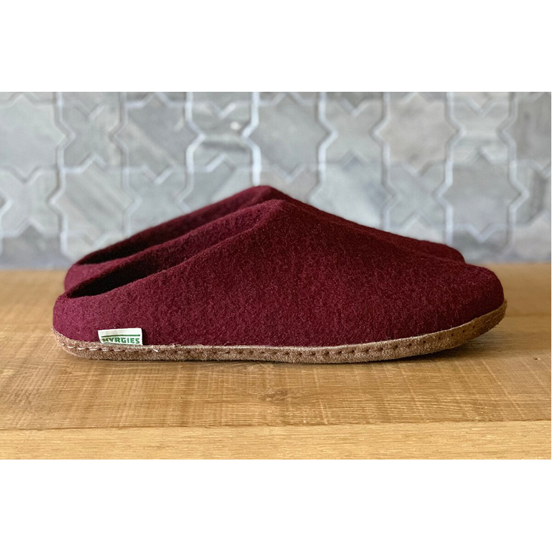 EarthHero - Ethical Wool Felt Slippers - 3