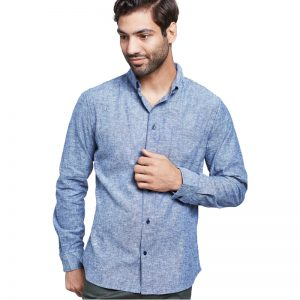 EarthHero - Men's Manse Longsleeve Button Down - 1