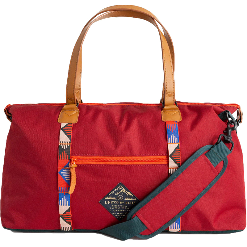 EarthHero - Trail Recycled Polyester Weekender Bag - 1