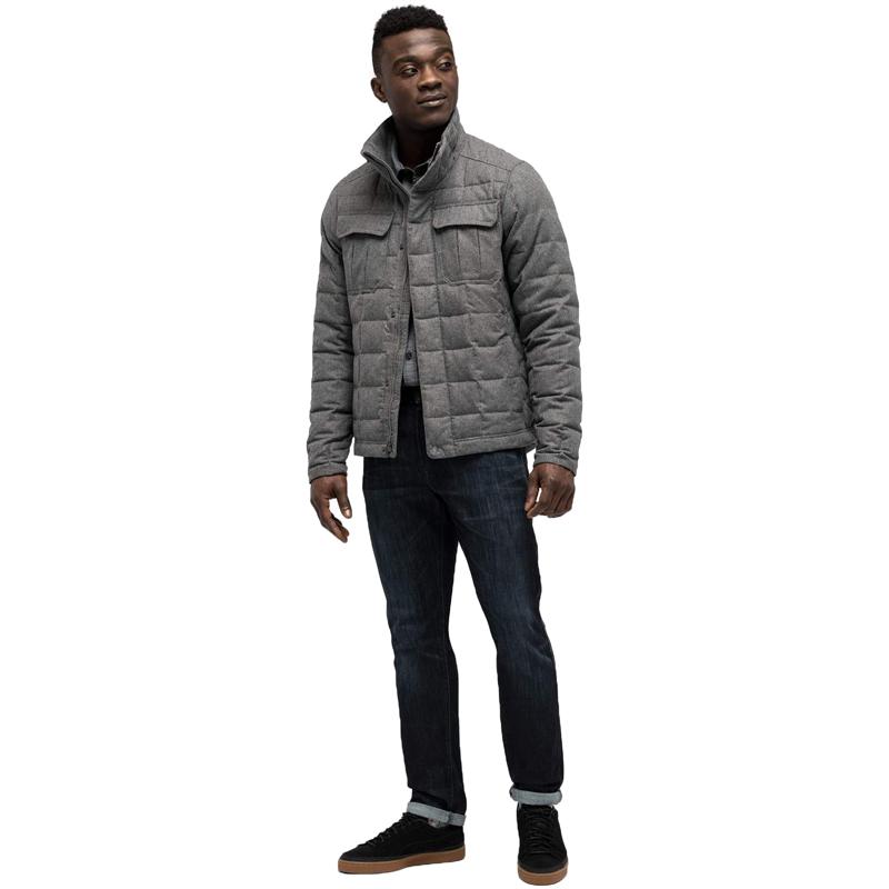 EarthHero - Utility Wool Down Men's Jacket - Cape Heather