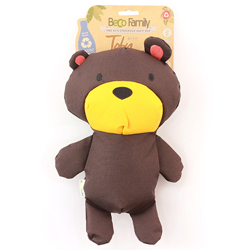 EarthHero - Teddy Plush Dog Toy - Large