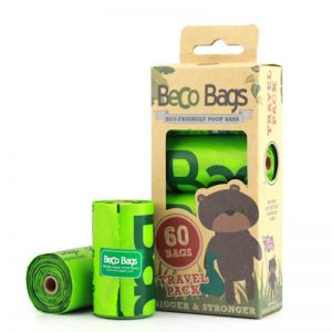 EarthHero - Compostable Dog Poop Bags 60pk 1