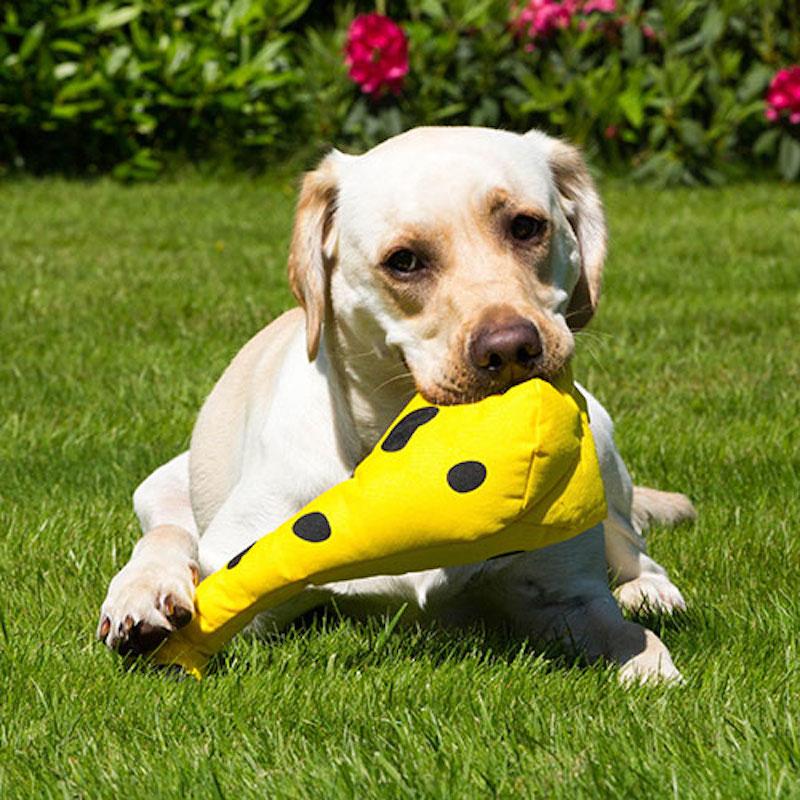 EarthHero - Giraffe Plush Dog Toy 2