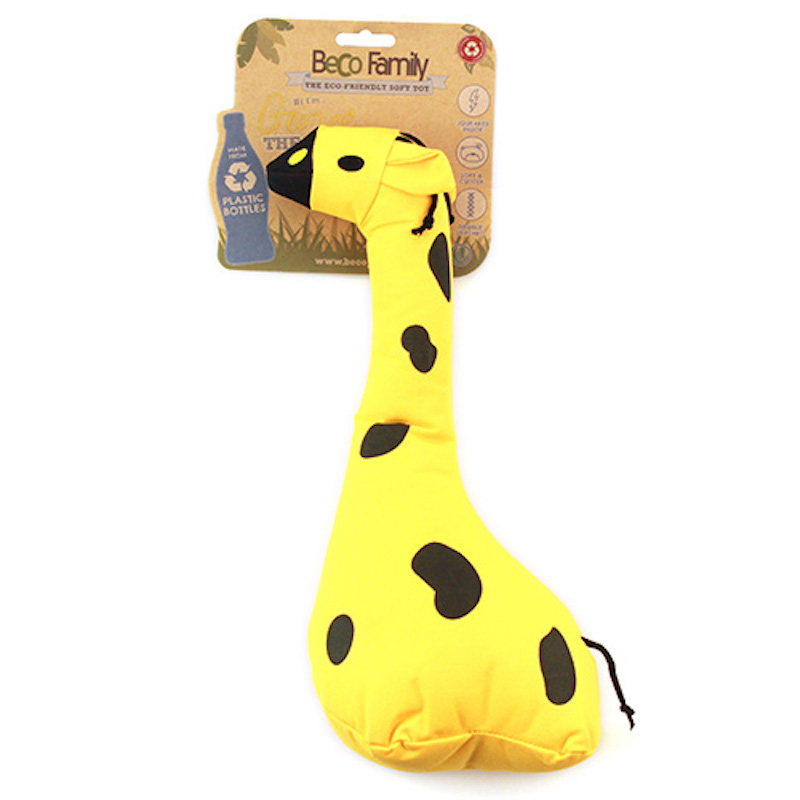 EarthHero - Giraffe Plush Dog Toy - Large